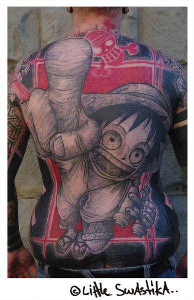 Thread: One Piece Tattoos